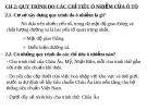 Chương 2: Quy trình đo các chỉ tiêu ô nhiễm của oto