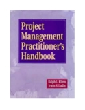 Project Management Practitioner's Handbook