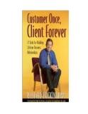 Customer Once Client Forever -Kiplinger