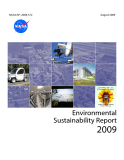 Environmental Sustainability Report 2009