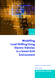 Modelling Load Shifting Using Electric Vehicles in a Smart Grid Environment
