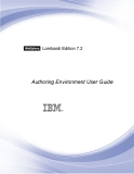Authoring Environment User Guide