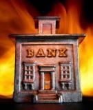 Doanh nghiệp thoi thóp, ngân hàng lãi khủng