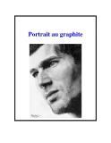 Portrait au graphite