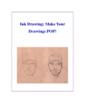 Ink Drawing: Make Your Drawings POP!