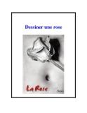 Dessiner une rose