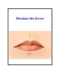 Dessiner des lèvres.Traduction par Phil Beaudran