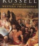 A History Of Western Philosophy Bertrand Russel
