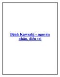 Bệnh Kawsaki  nguyên nhân điều trị