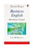 Sách Test your business English-General usage