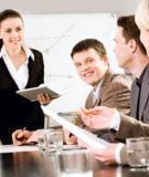 Luận văn: Hoạch định chương trình Marketing năm 2011 cho một sản phẩm của công ty cổ phần nước giải khát Tribeco