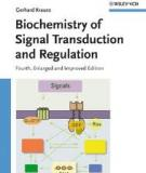 Biochemistry of Signal Transduction and Regulantion