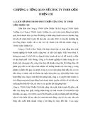 Luận văn: Tình hình kinh doanh công ty TNHH gốm Thiện Chí