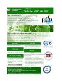 XÂY DỰNG VÀ ÁP DỤNG ISO 9001ISO