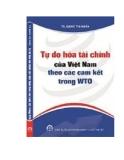 Tự do hóa tài chính của Việt Nam theo cam kết trong WTO