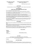 Quyết định số  57/QĐ-VSD