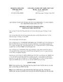 Quyết định số 04/2012/NQ-HĐND