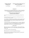 Nghị quyết số 01/NQ-HĐND