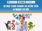 Bí mật kinh doanh và kiếm tiền từ mạng xã hội