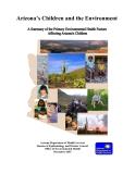 Arizona's Children and the Environment