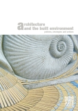 Architecture and the built environment policies, strategies and actions