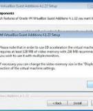 Hướng dẫn kích hoạt tính năng gia tốc 3D trên VirtualBox (Phần 2)