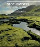GEOCHEMISTRY – EARTH'S SYSTEM PROCESSES