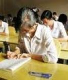 Bí quyết giúp trẻ làm bài thi tốt hơn