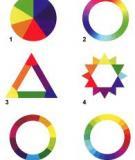 Hiệu quả của màu sắc trong trang trí sự kiện