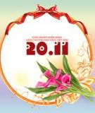 Ý tưởng tổ chức event cho ngày nhà giáo Việt Nam