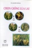 Giáo trình: Chọn giống lúa lai - PTS. Nguyễn Thị Trâm