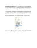 Gỡ bỏ mật khẩu bảo vệ với Excel Password Remover 2008