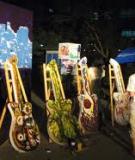 Tiếp xúc của mỹ thuật hiện đại Việt Nam với thế giới.