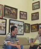 Mỹ thuật đương đại Việt Nam liên ứng với thế giới – Nhìn từ Hà Nội