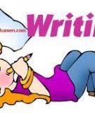 4 mẹo viết câu văn trong tiếng Anh