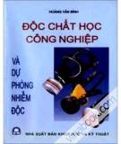 Ebook Độc chất học công nghiệp và dự phòng nhiễm độc - PGS.TS. Hoàng Văn Bính