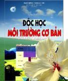 Ebook Độc học môi trường Tập 2 - Lê Huy Bá (chủ biên)