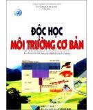 Ebook Độc học môi trường cơ bản - Lê Huy Bá (chủ biên)