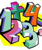Đề thi và đáp án môn Toán lớp 8