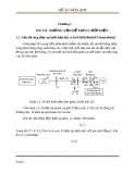 Đồ án: Giải pháp DG trong lưới phân phối