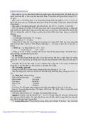 Kỹ thuật trồng và thâm canh cây đậu xanh cao sản