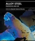 ALLOY STEEL – PROPERTIES AND USE