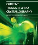 CURRENT TRENDS IN X-RAY CRYSTALLOGRAPHY