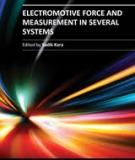 ELECTROMOTIVE FORCE AND MEASUREMENT IN SEVERAL SYSTEMS