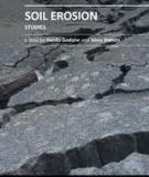 SOIL EROSION STUDIES