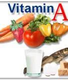 Dùng vitamin A như thế nào