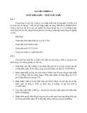 BÀI TẬP CHƯƠNG 4 THUẾ NHẬP KHẨU - THUẾ XUẤT KHẨU