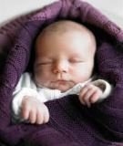 Bộ phận nào của trẻ dễ bị nhiễm lạnh nhất