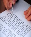 Bài luận tiếng Anh của bạn thuộc loại nào?