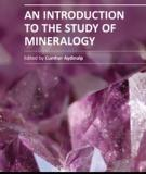 AN INTRODUCTION TO THE STUDY OF MINERALOGY